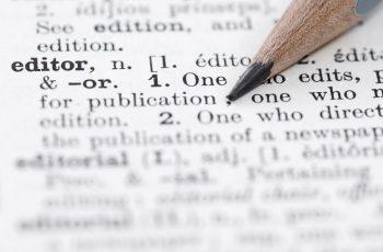 Como encontrar o editor ideal