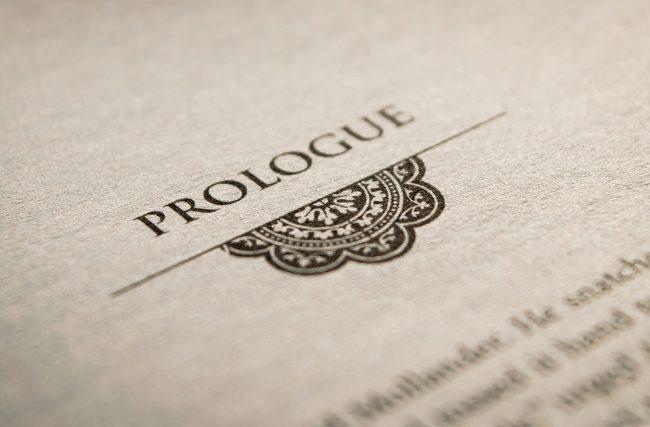 Prólogo: o que fazer e o que não fazer