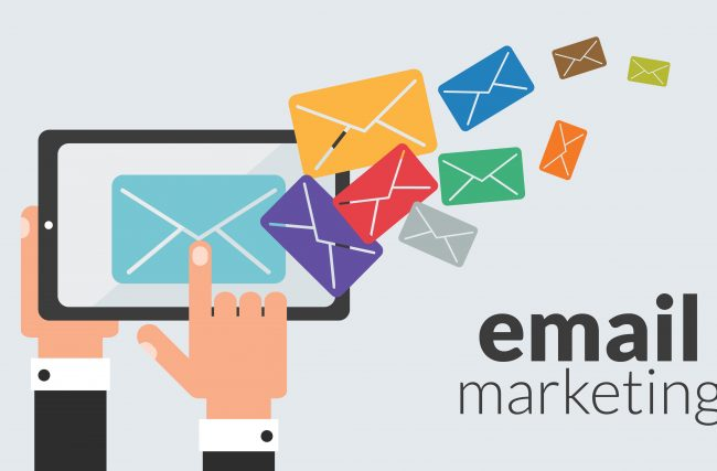 Email marketing para escritores