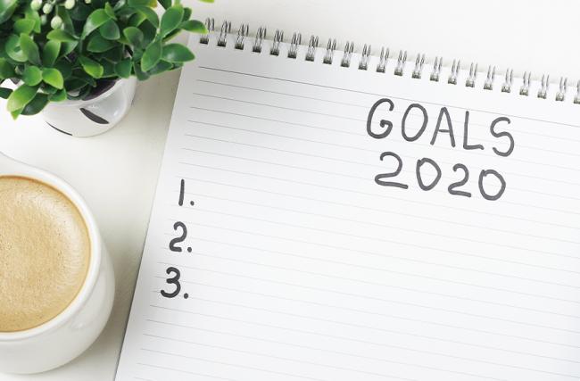 Ano novo, metas novas: um guia para escritores atrasados