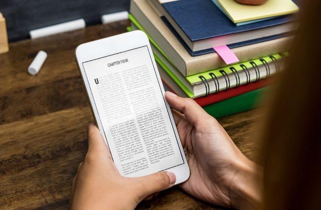 Como o brasileiro lê livros digitais?