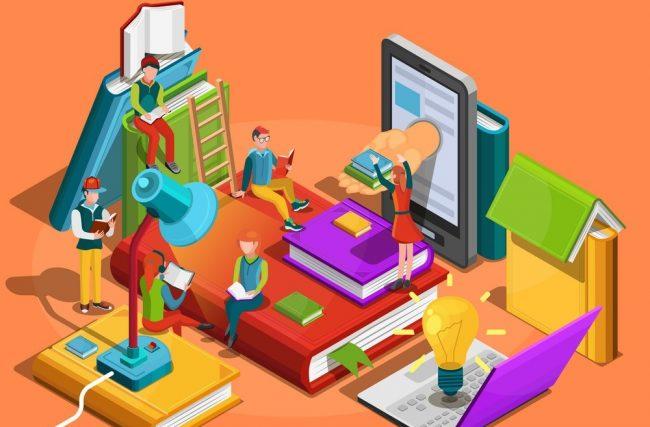 Tendências de ebooks para 2019