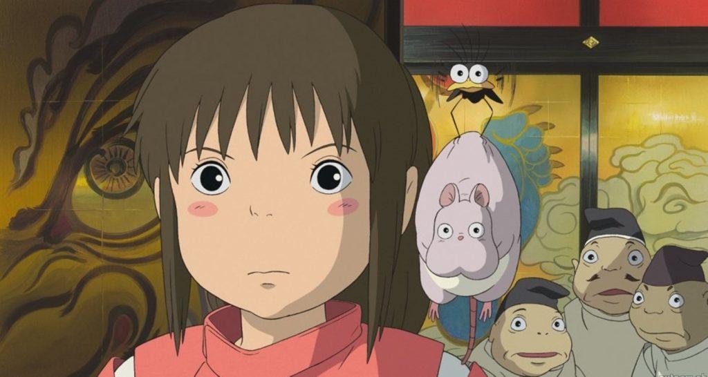 Personagens femininas que amamos - Chihiro