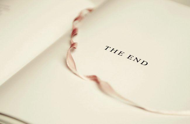 Metas para conseguir terminar um livro