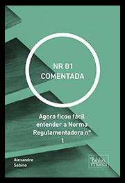 [NR 01 COMENTADA]